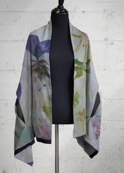 Cashmere Silk Scarf - Delicate by VIDA VIDA QVWQNYFD