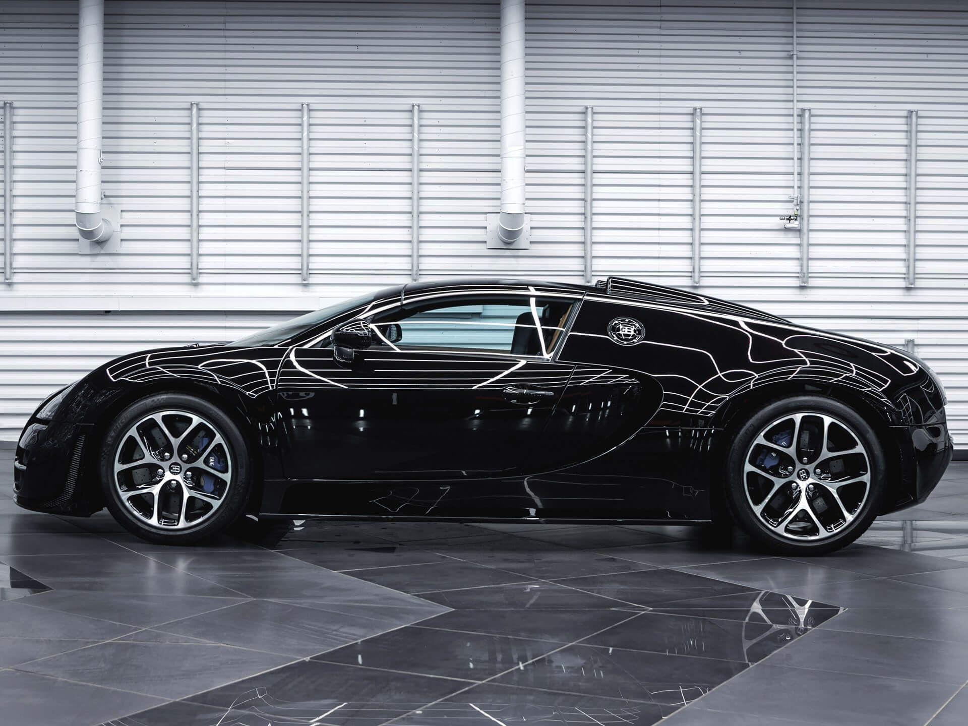 Bugatti Veyron 16 4 Grand Sport Vitesse Huayra Automoviles Coches