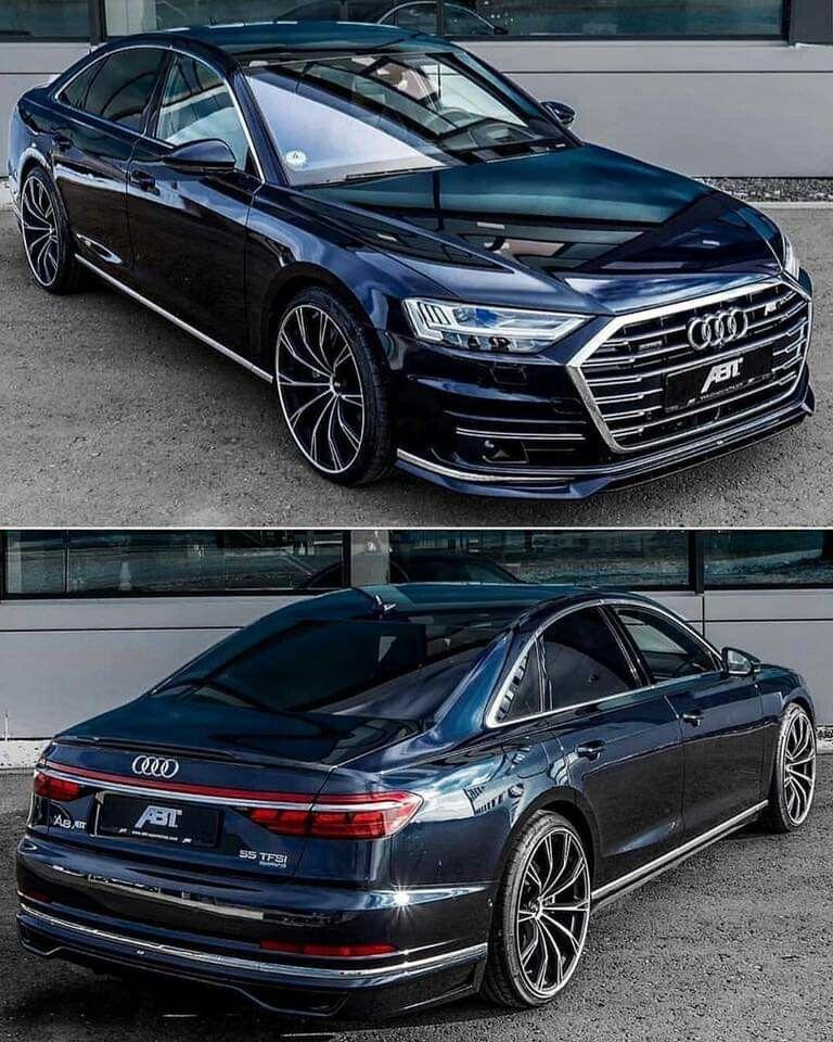 Audi A8 By Abt Sportsline Audi A8 Dream Cars Audi Audi Cars