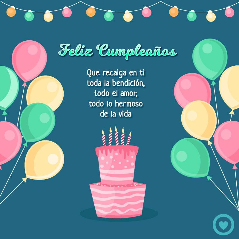 17 Best Birthday Quotes For Him On Pinterest: Linda Imagen De Feliz Cumpleaños
