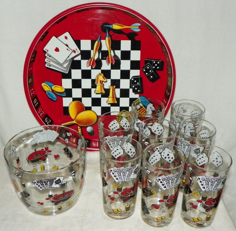 Pin By Emma S Heritage On Ebay Collections Glass Tumbler Glass Vintage Barware