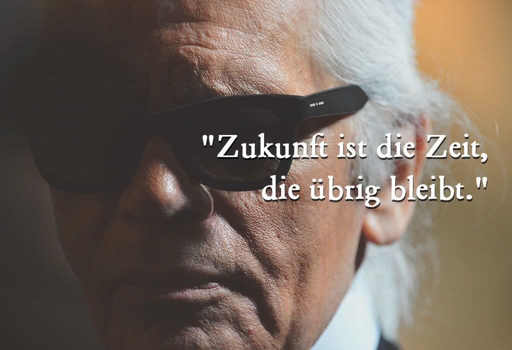 21 Bissige Spruche Von Karl Lagerfeld Fur Die Er Unvergessen