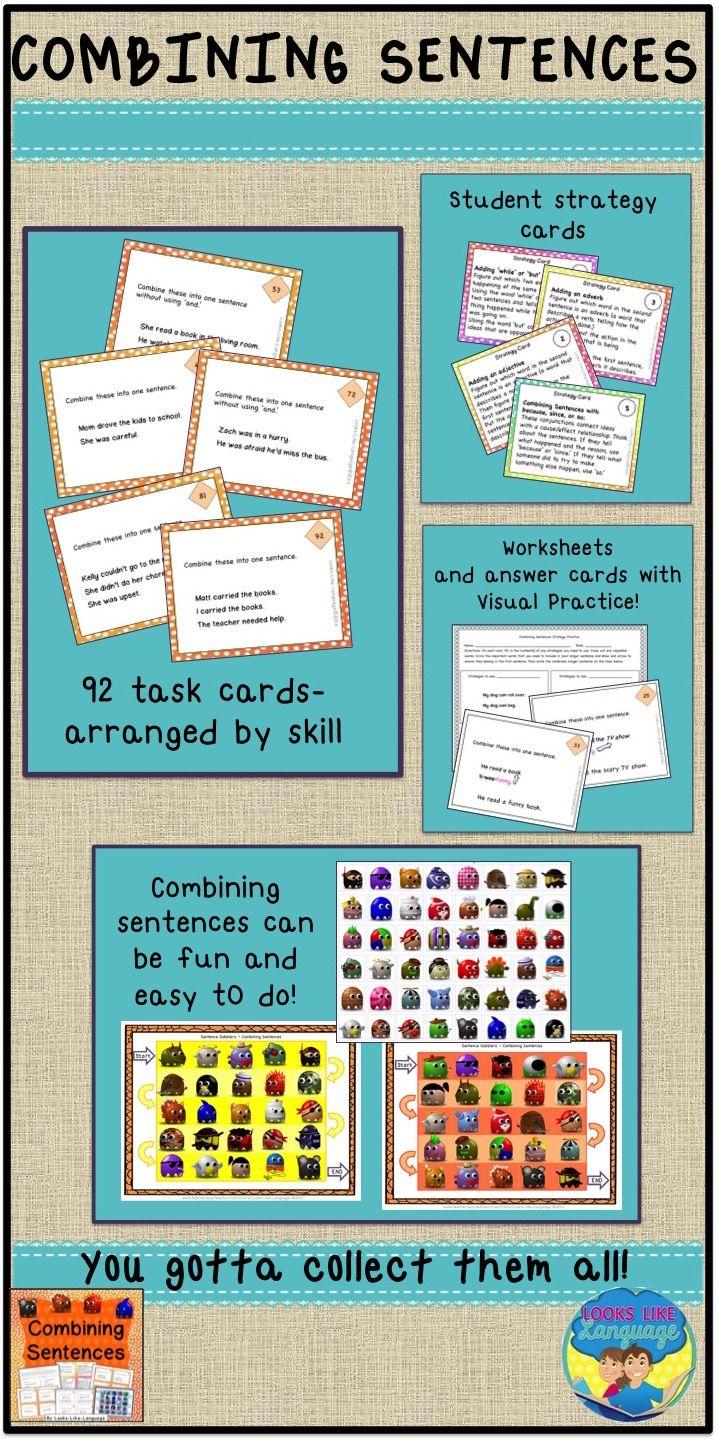 Combining Sentences Transition Words Worksheets Compound Complex Sentences Combining Sentences Complex Sentences Worksheets Transition Words Worksheet