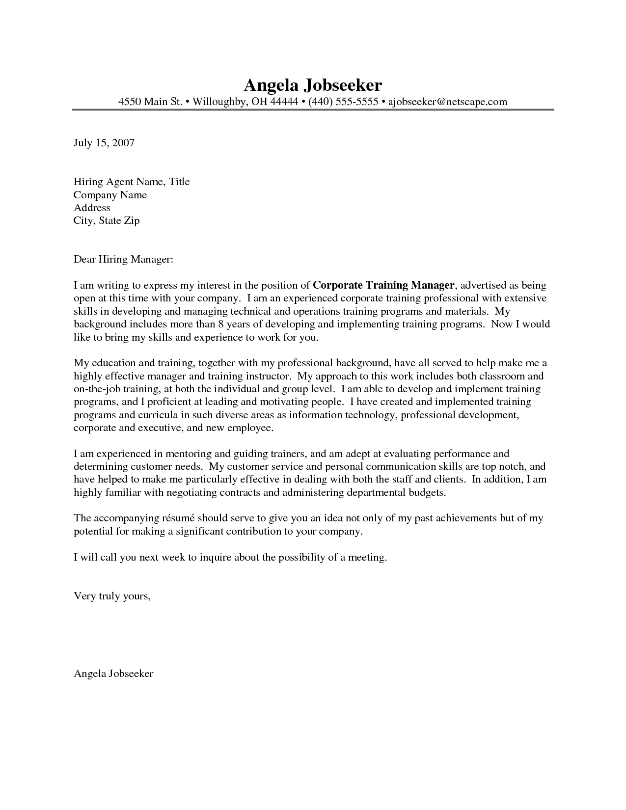 athletic trainer cover letter jianbochen pilates instructor resume ...