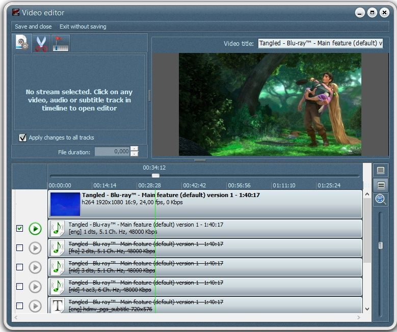VSO Blu-ray / DVD Converter Ultimate 4.0.0.56 Crack+patch Download