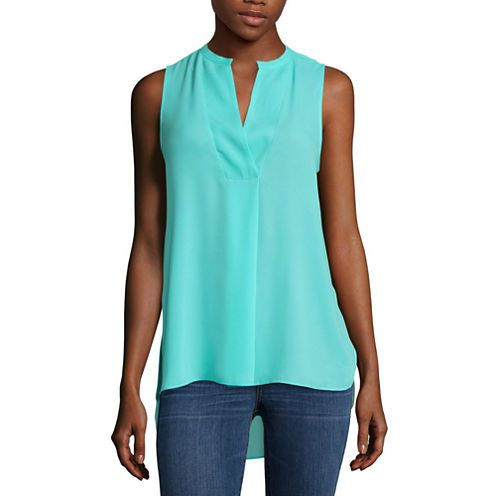 71f8f2adc6e2 Buy a.n.a Sleeveless Popover Tunic at JCPenney.com today and enjoy