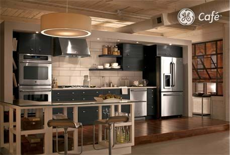 Meals can be made into masterpieces with the help of GE's most advanced #cooking technology. Check out the GE Café showroom. #appliances