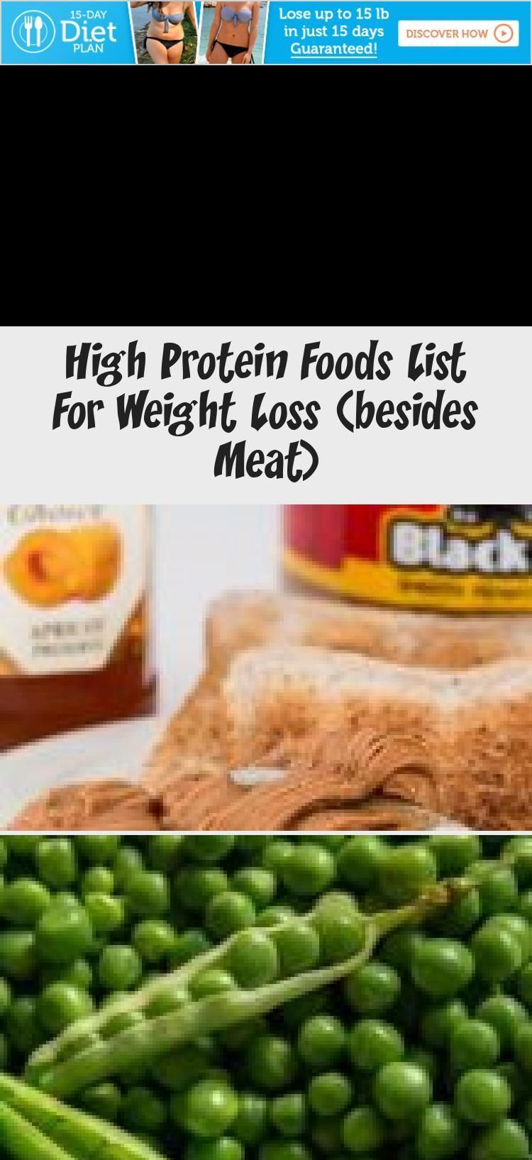 High Protein Foods List For Weight Loss (besides Meat) - health and diet fitness ,  #diet #FITNESS #...