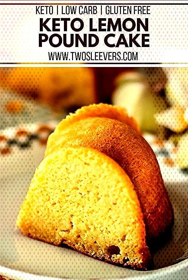 Keto Lemon Pound Cake | Low Carb Lemon Pound Cake | Lemon Pound Cake | Best Lemon Pound Cake Recipe