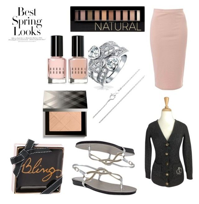 """""""Best For Spring"""" by vivianrose-11 on Polyvore featuring Juicy Couture, Glamorous, Bling Jewelry, Bruno Menegatti, Forever 21, Burberry, Bobbi Brown Cosmetics and H&M"""