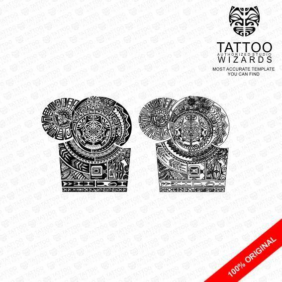 Custom Maori Tattoo Designs: Tatuaje Brazalete Maori