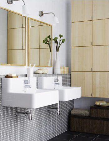 Ikea Ann Basin Large Badeinrichtung Pinterest Basin And House