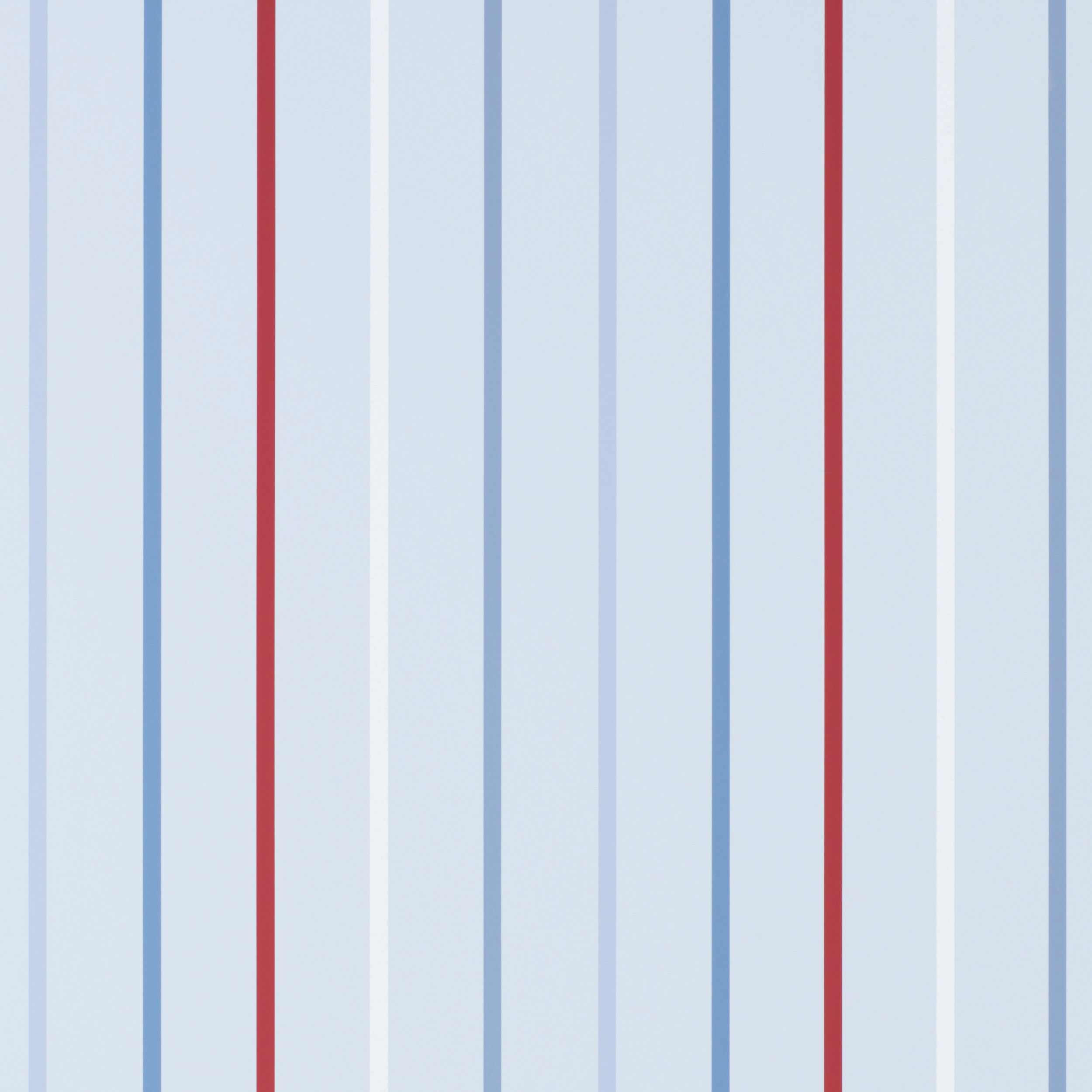 draycott multi blue striped childrens wallpaper from laura ashley