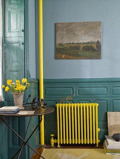 Kalorifer Peteklerini Renklendirme Zamani Winter Home Decorationideas Creative Dekorasyon Radiator Colorful Kendin Home Deco Dekor Dekorasyon Fikirleri