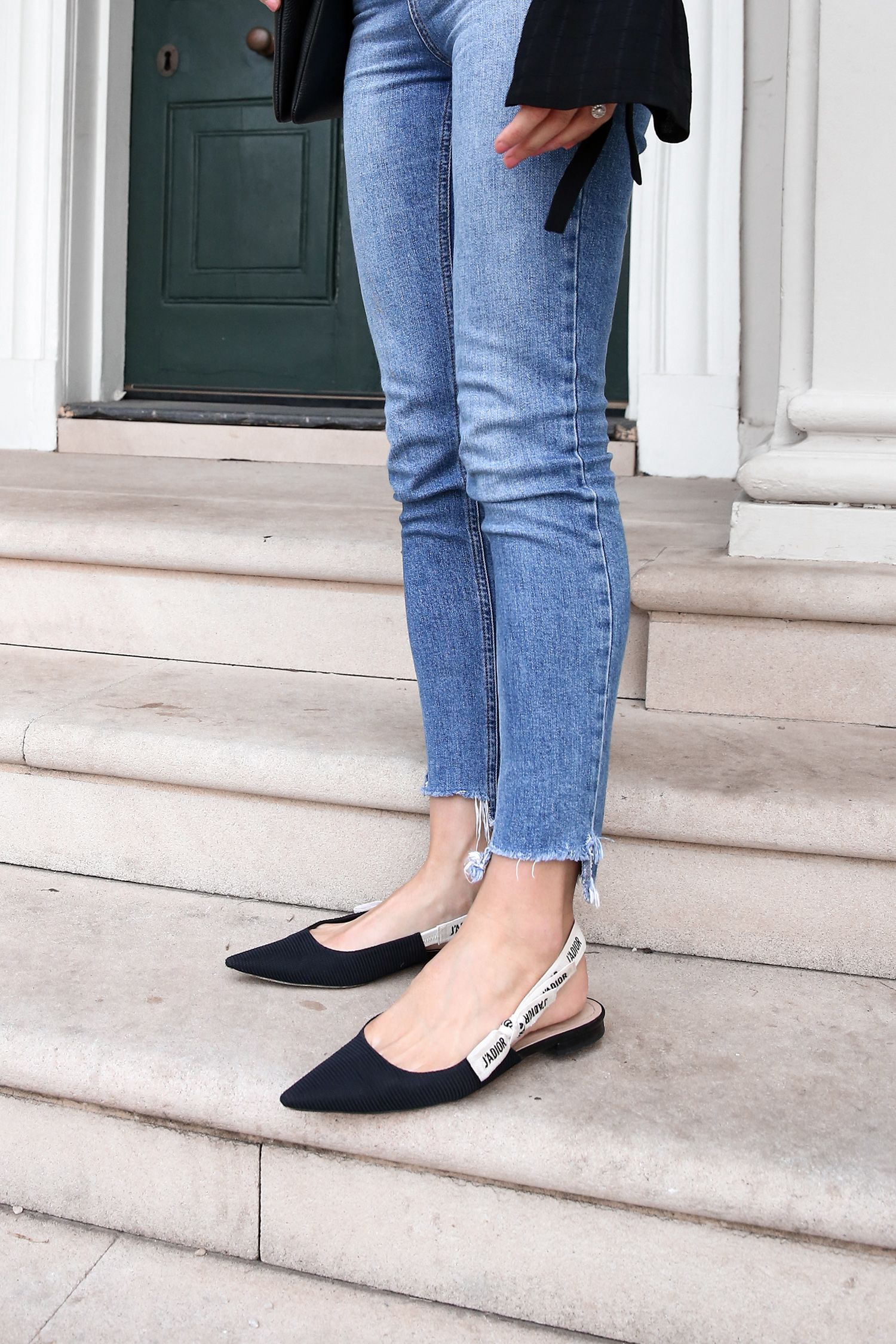 21+ Dior Slingback Outfit Pictures