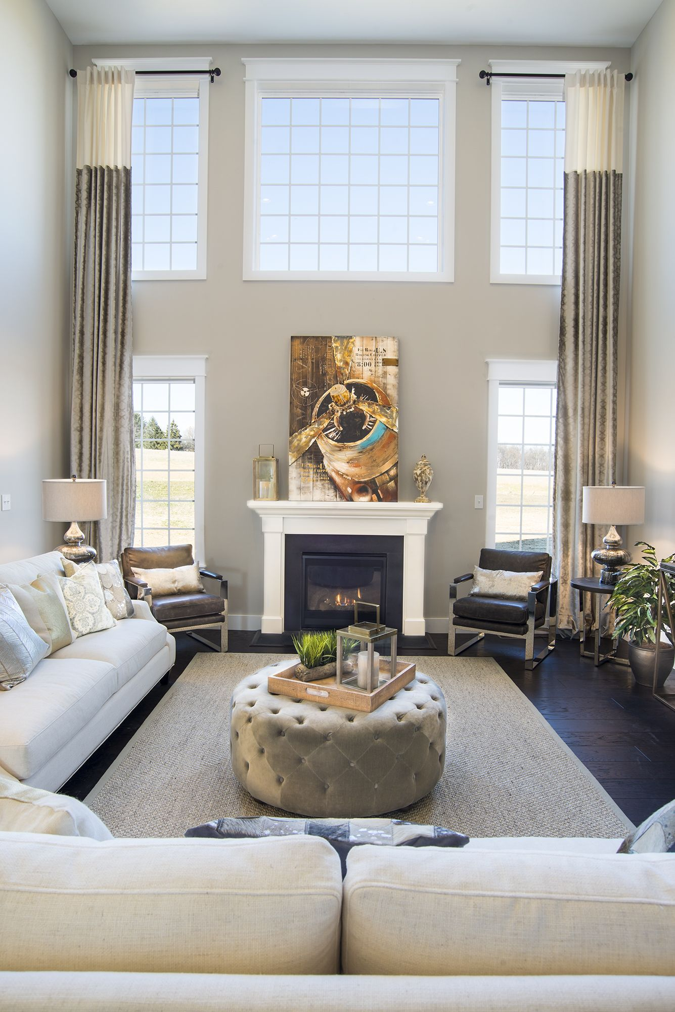 Family Room In The Nottingham At Castle Farms