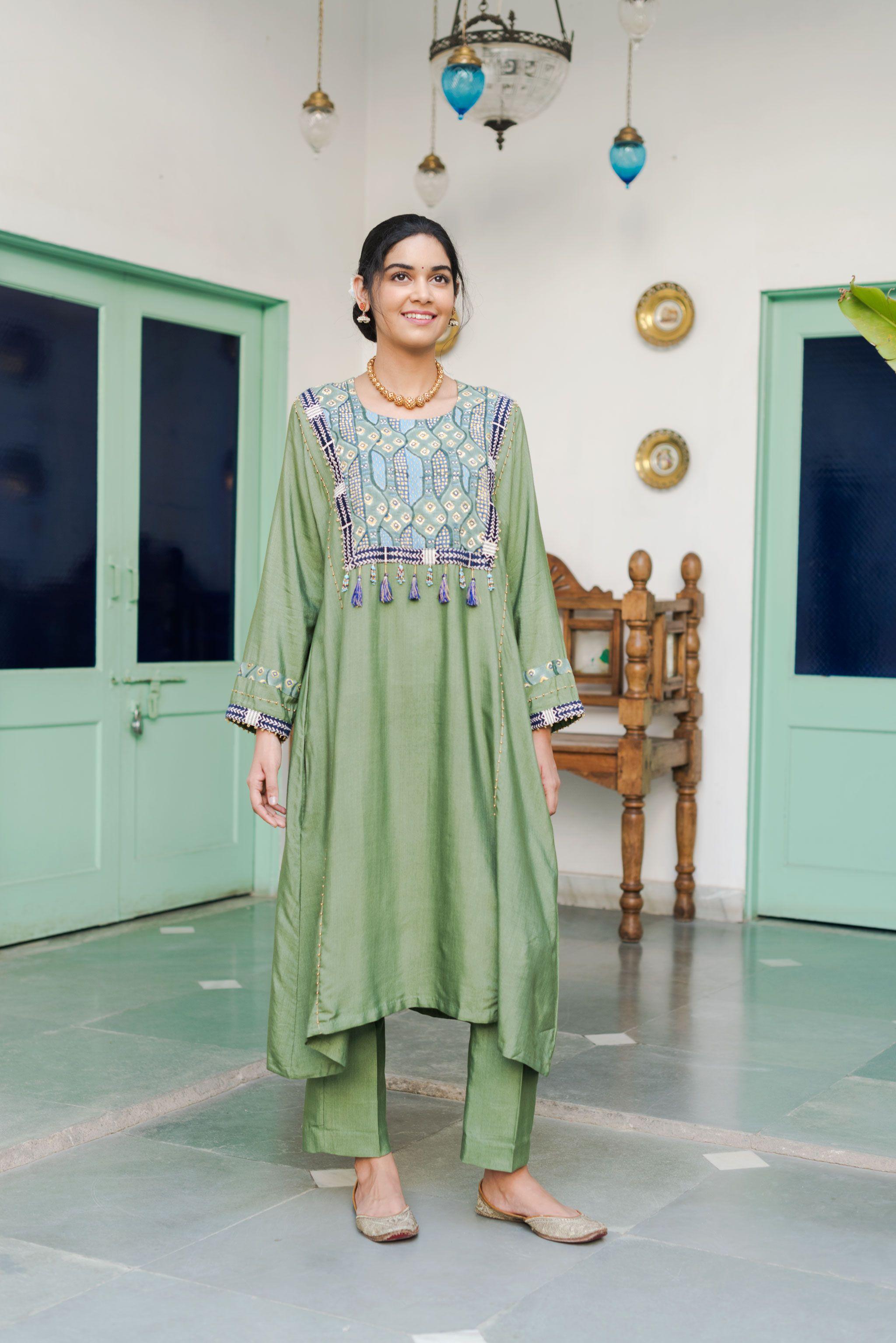 a6de0d933e8 THE AFGHANI KURTA SET Afghani Clothes