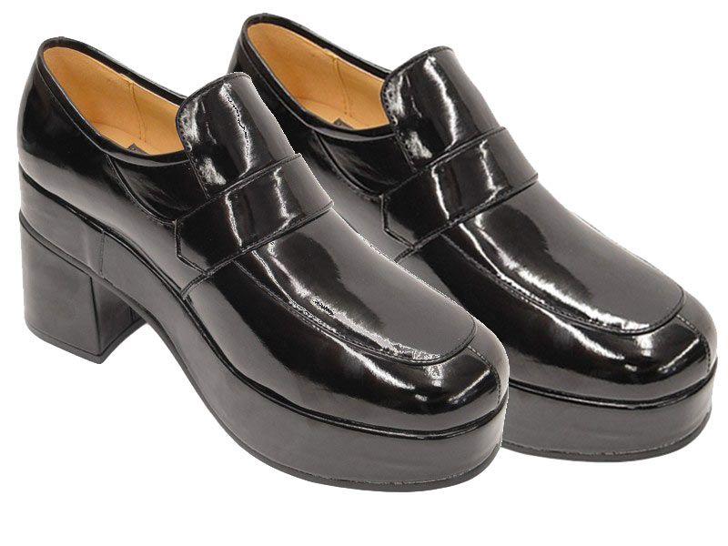 c86699585c8f Men s 70s Platform Shoes