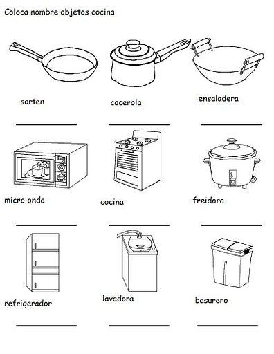 Paella dibujo para colorear buscar con google cocina for Utensilios de cocina nombres en ingles