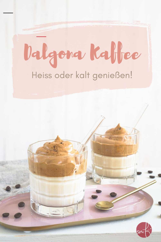 Dalgona Rezept