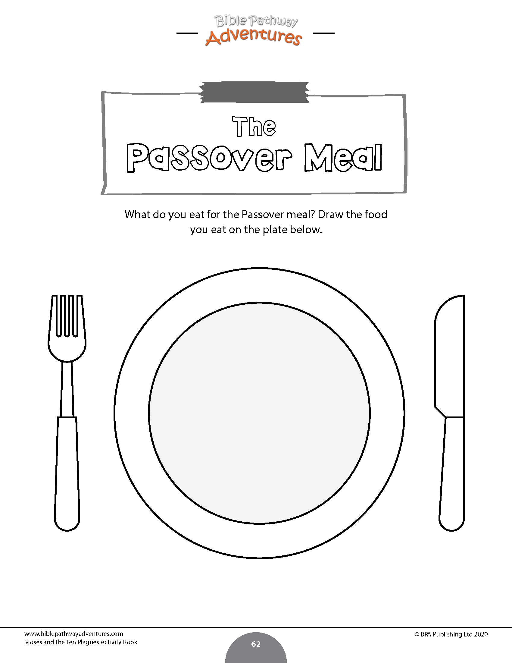 Moses And The Ten Plagues Activity Book Kids Ages 6 12 Book Activities Passover Worksheets Passover Lesson [ 2200 x 1700 Pixel ]