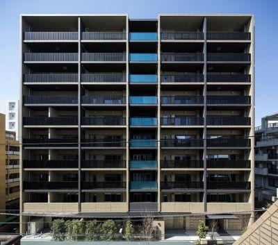 404 建物の外観 ファサード 共同住宅