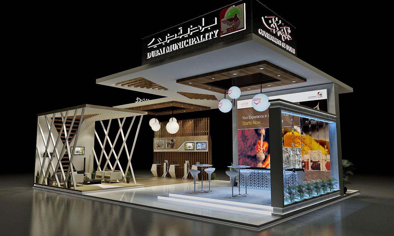 Exhibition Booth Design Ideas : Dubai exhibition stands design booth design ideas