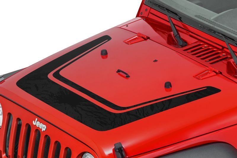 Jeep Wrangler Altitude Unlimited Jk Hood Decal Jeep Wrangler