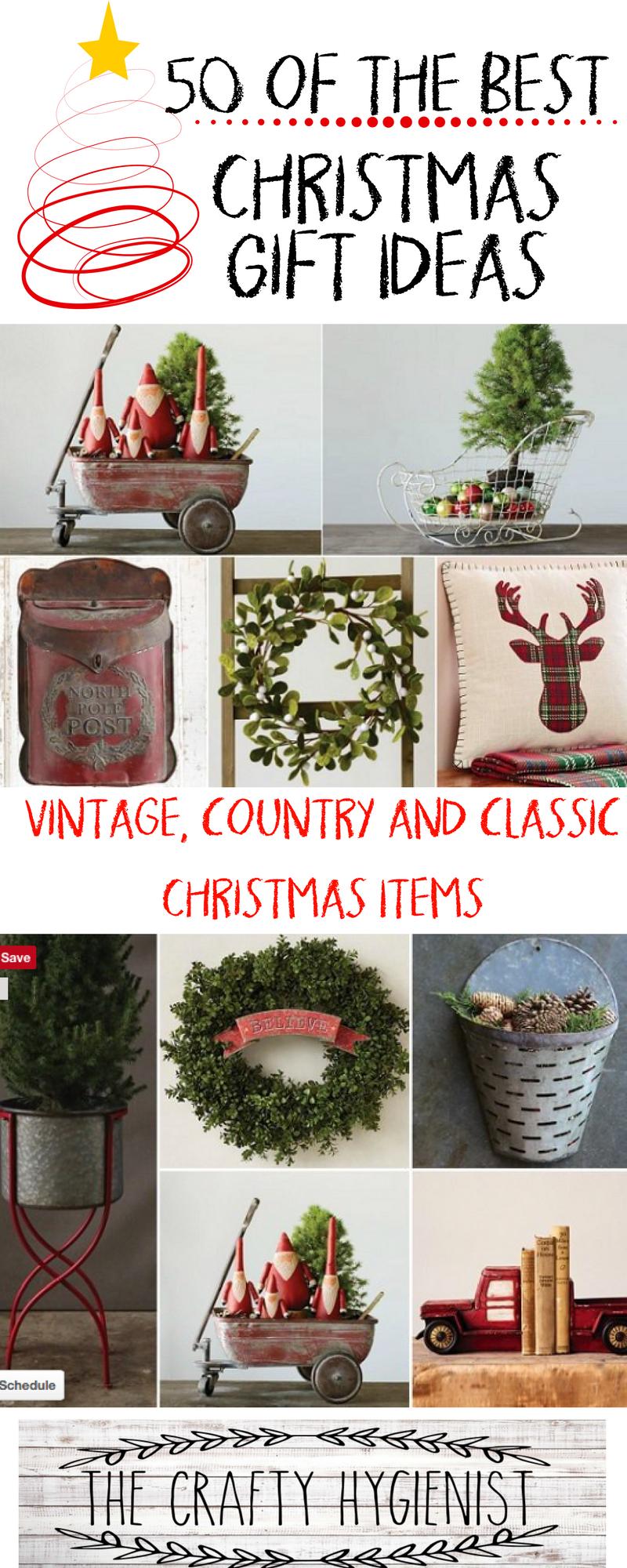 Country Christmas Gift Ideas | Euffslemani.com