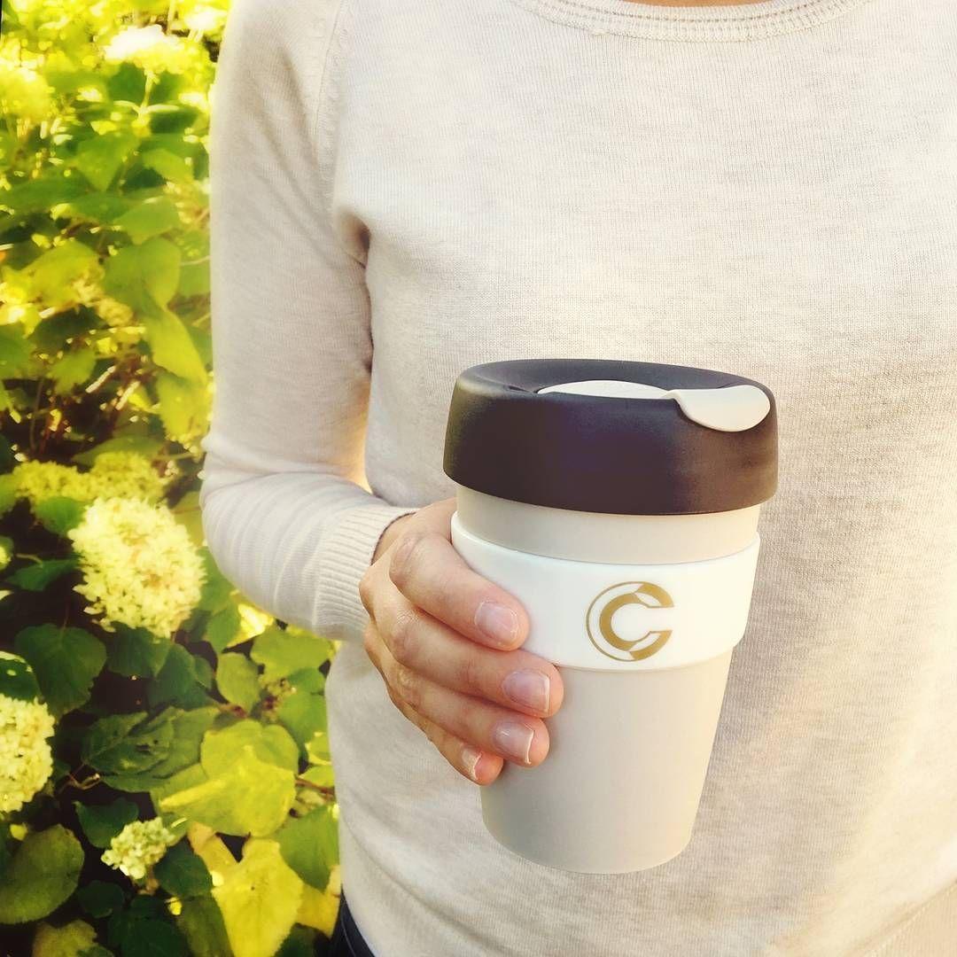 Fazer Cafén #keepcup tuo viileneviin syyspäiviin mukillisen makua ja lämpöä…