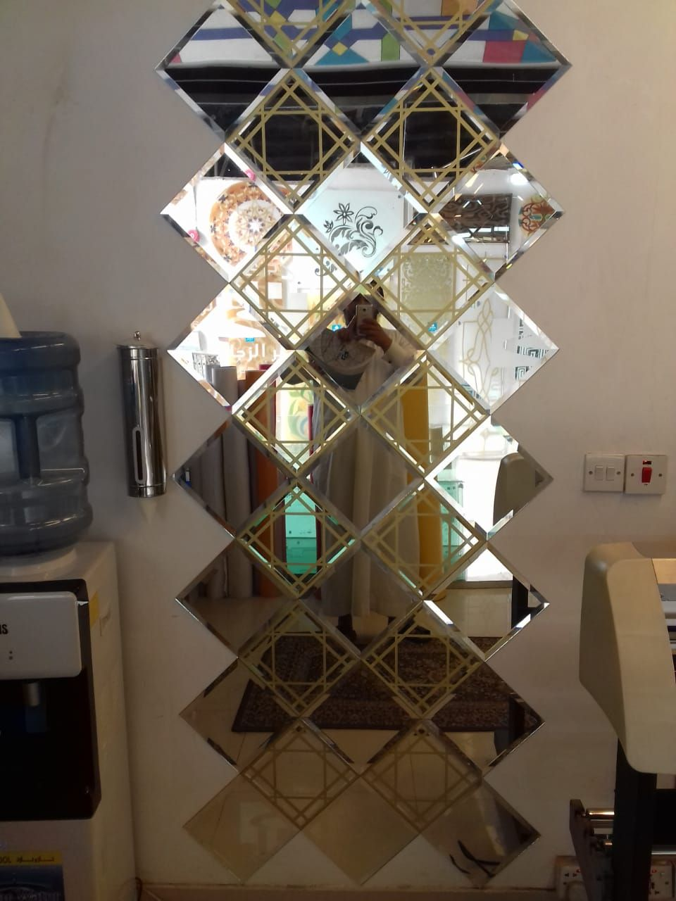 Pin By سبحان الله On زجاجة Decor Home Decor Lamp