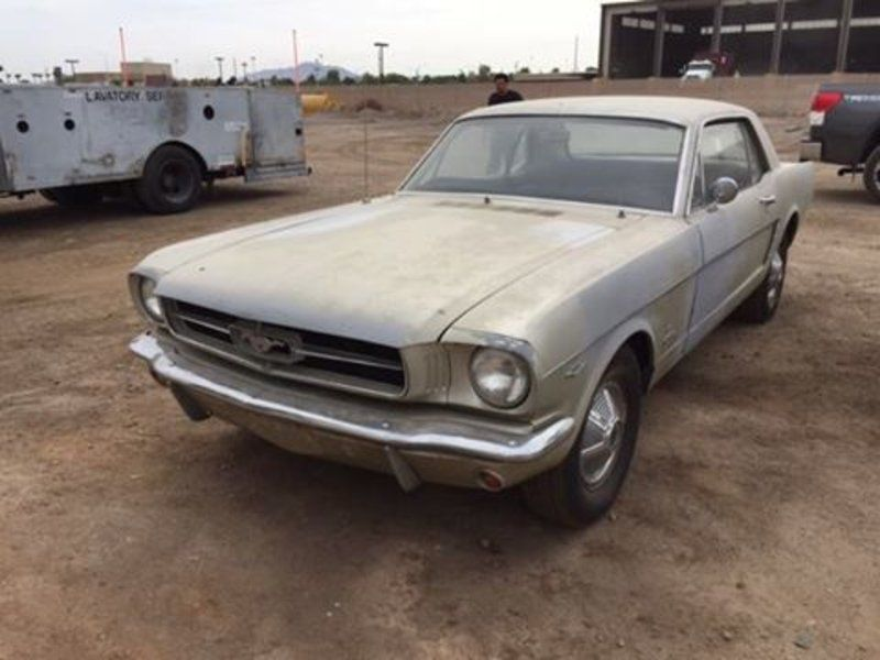 1965 Ford Mustang (AZ) - $14,900 Please call Gary @ 602-625-3522 to ...