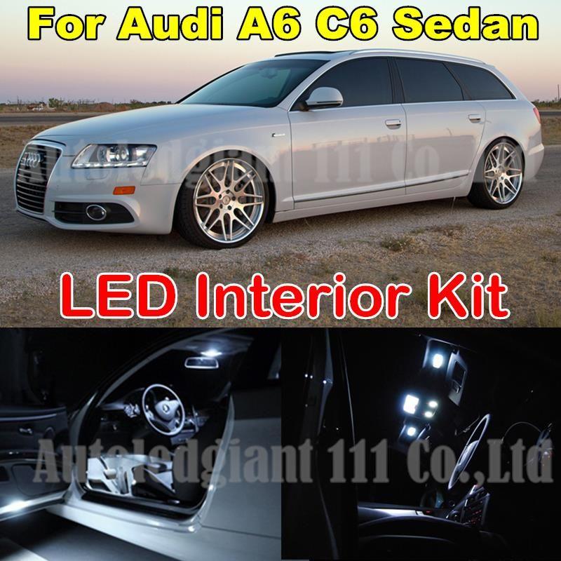 25 92 Buy Here Https Alitems Com G 1e8d114494ebda23ff8b16525dc3e8 I 5 Ulp Https 3a 2f 2fwww Aliexpress Com 2fitem 2f14x White Canbus E Audi A6 Audi Sedan