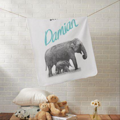 Personalized baby boy blanket little damian personalized baby boy blanket little damian diy individual customized design unique ideas negle Choice Image