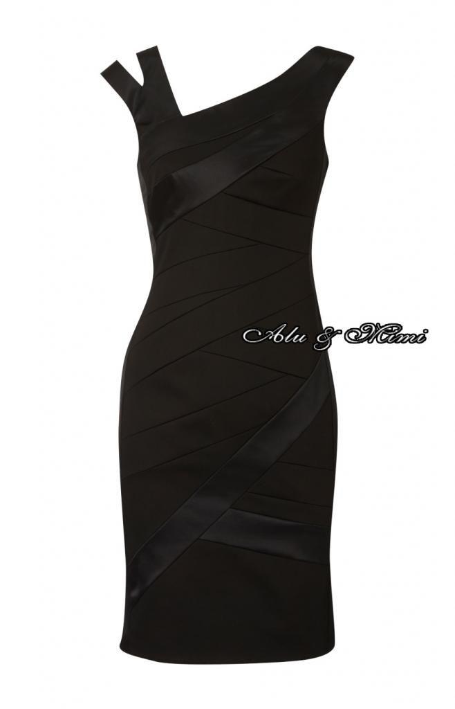 Karen Millen Signature Colour Block Dress UK8/US4 FREE SHIPPING FROM $79