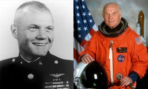 51 years ago, John Glenn became the first American to ...