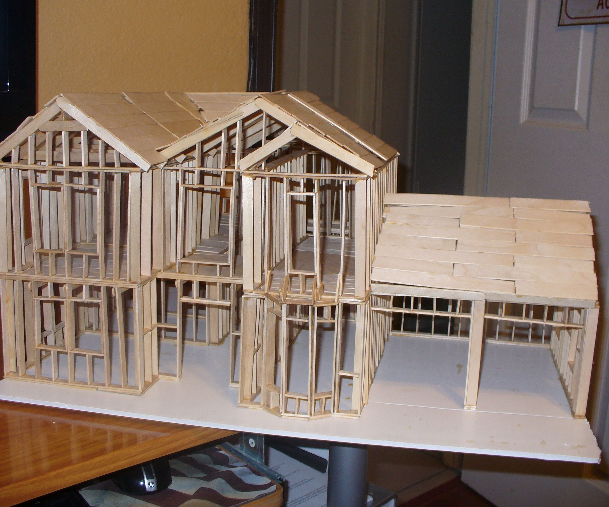 Scale Model House