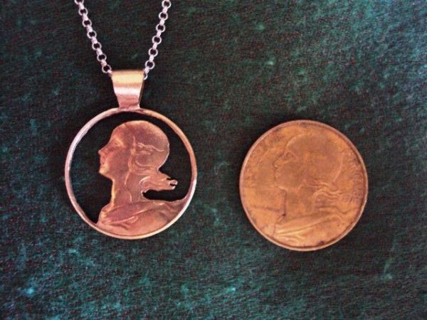 How To Recycle Old Coins Into Jewelry In 2018 3d Modelling