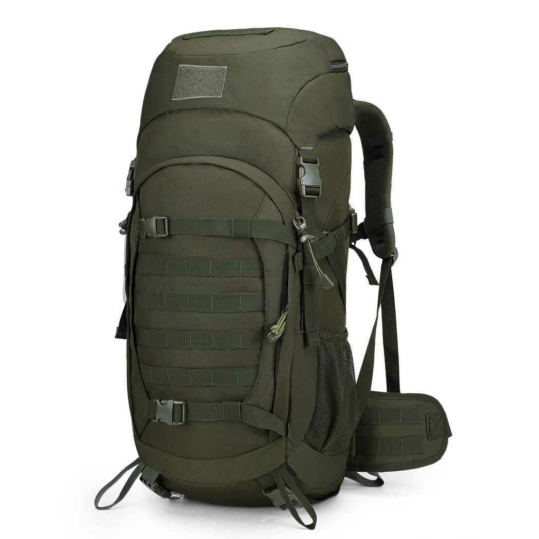 Mardingtop 50 Liter Internal Frame Backpack Tactical Backpack ...