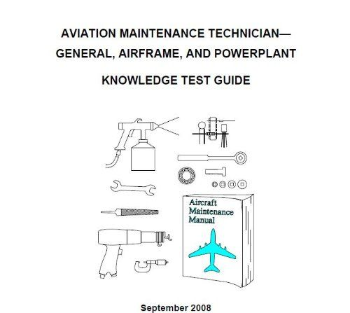 Aviation Maintenance Technician General Airframe And