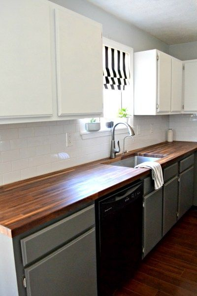 Prep And Paint Cabinets Without Sanding  Smooth Kitchens And Inspiration Basic Kitchen Cabinets Review