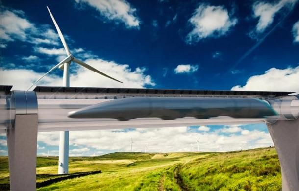 Thanks to an ambitious think-tank upstart, the bold billionaire's vision for a Jetson-esque 'fifth mode of transport' is inching closer to reality.