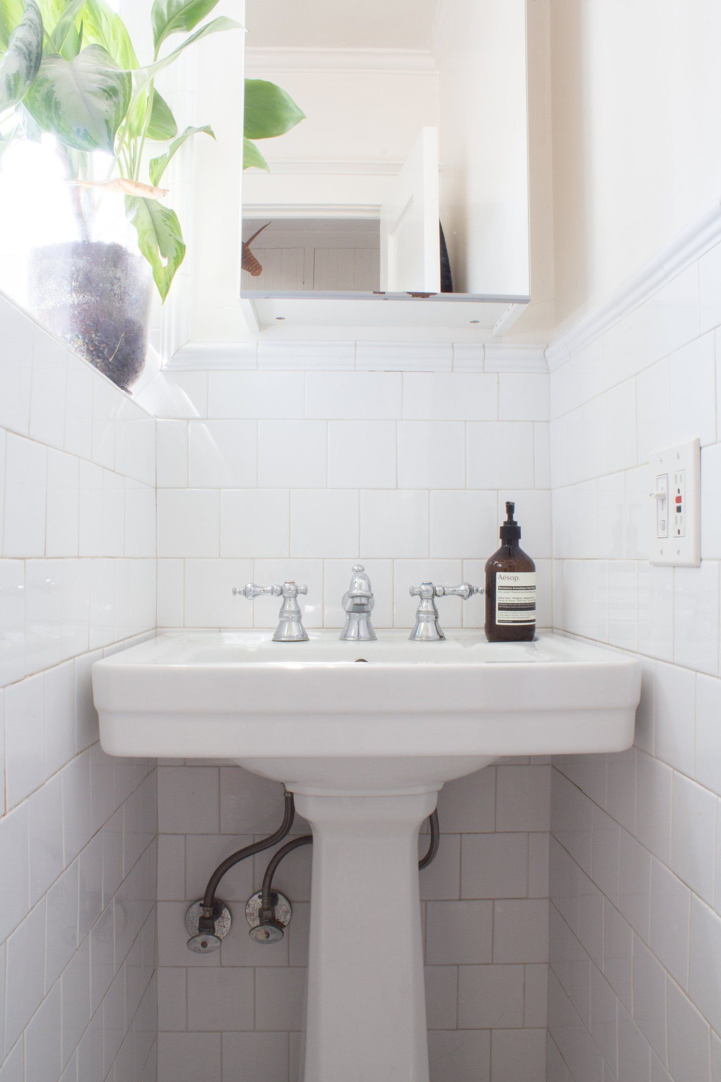 Inexpensive Ideas for Organizing a Small Bathroom   Pinterest ...