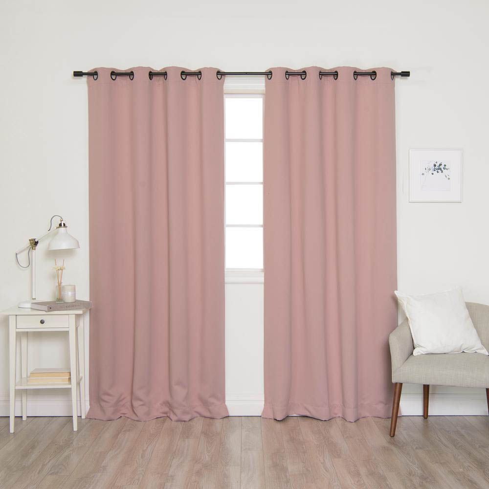 Ways To Upgrade Your Curtains Dusty Pink Bedroom Cool Curtains Blackout Curtains