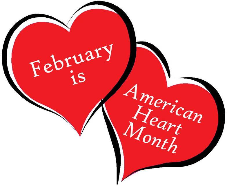 American Heart Month 2015 | Heart month, Heart awareness ... |February Health Awareness