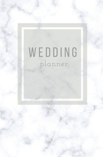 wedding planner blank wedding planning notebook 80 line