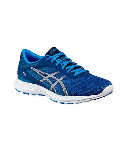 Asics Nitrofuze Azul Electrico T6h3n 4201 Azul Eléctrico Zapatillas Deportivas Hombre Zapatillas Para Correr