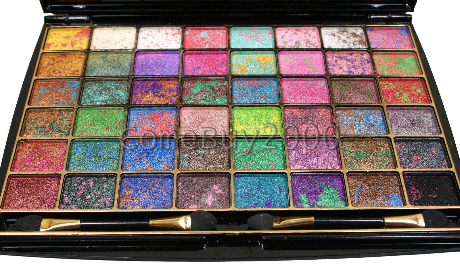 Miss Rose 48 Marble Diamond Glitter Ultra Shimmer Wet Dry