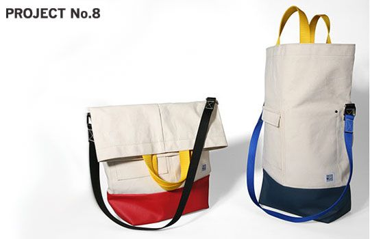 chester wallace canvas bag