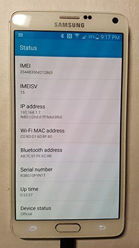 Samsung Galaxy Note 4 N910a 32GB Unlocked GSM    | Products I Love